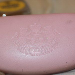 Juicy Couture Accessories - JUICY COUTURE Sunglasses Fluffy/s Pink